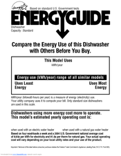 Bosch dishwasher Shx43c05uc manual