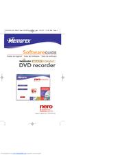memorex 32023223 20x multi format dvd recorder external manuals rh manualslib com Memorex External DVD Recorder Software Memorex 8X DVD Writer