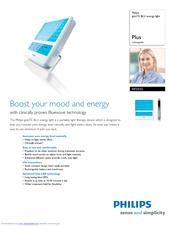 philips golite hf3332 manuals rh manualslib com GoLite Blue Light Energy Philips goLITE Blu Light Therapy