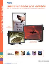 nec lcd4000 bk manuals rh manualslib com NEC 3000 LCD nec lcd 4000 manual
