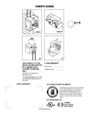 Chamberlain Liftmaster Gh Manuals