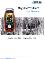 Magellan gps 2000xl with manual 1997 | ebay.