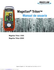 Magellan triton 2000 manuals.