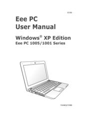 ASUS 1001PX-MU27-BK USER MANUAL Pdf Download | ManualsLib
