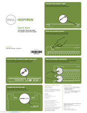 Dell Inspiron 14 - N4050 Quick Start