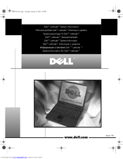 Dell CPt Information Manual