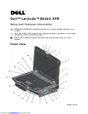 dell latitude e6400 xfr manuals rh manualslib com dell latitude e6400 manuel dell latitude e6400 manual user guide