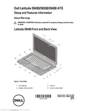 Dell latitude e6430s инструкция