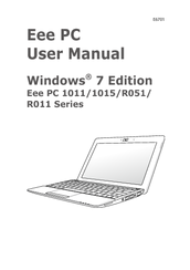 Asus 1011CX-MU27-BK User Manual