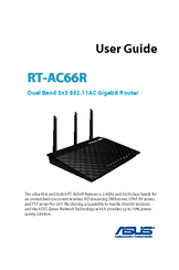 Asus RT-AC66R User Manual