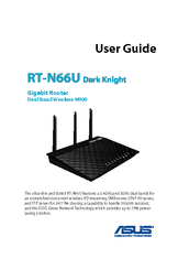 Asus RT-N66U User Manual