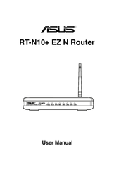 Asus RT-N10+ User Manual