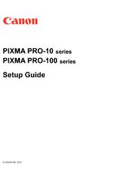 Pixma pro 100 manual pdf