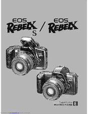 canon eos rebel s eos rebel s manuals rh manualslib com canon manual sx120 is canon manual sx120 is