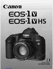 canon eos 1v hs manuals rh manualslib com iv 4000 hs manual canon 1v hs manual