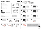 Epson WorkForce Pro WP-M4525 Setup Manual