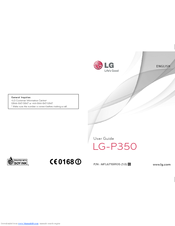 LG P350 User Manual