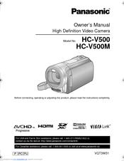 Panasonic hc-v500 camcorder review youtube.