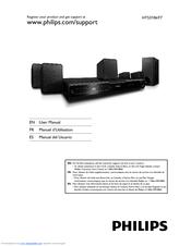philips hts3106 f7 user manual pdf download rh manualslib com