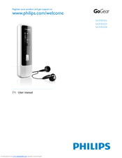 Philips SA3MXX04KW/37 MP3 Player Windows 8 Drivers Download (2019)