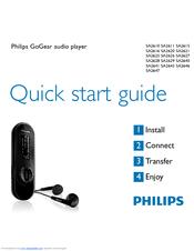Download Drivers: Philips SA2628/37B MP3 Player