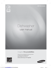 Samsung DW7933LRABB/AA User Manual