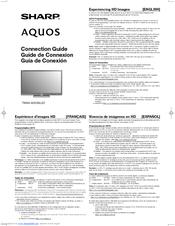sharp aquos lc 60le835u manuals rh manualslib com Sharp Compet QS-2760H Sharp Compet QS-2760H