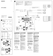 sony xav 601bt wiring diagram wiring diagrams sony xav 601bt manuals