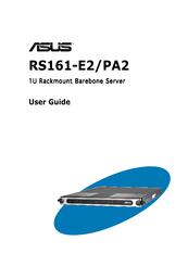 ASUS RS161-E2/PA2 DRIVERS