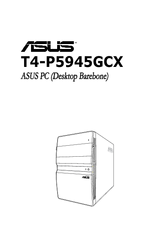 ASUS T4-P5G31A BAREBONE DOWNLOAD DRIVERS