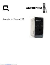 compaq presario cq5500 desktop pc manuals rh manualslib com compaq presario desktop manual Compaq Presario 5000 Desktop