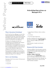 HP Vectra VL 5/xxx - 3 White Paper
