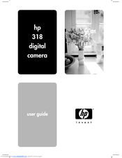 hp photosmart 318 user manual pdf download rh manualslib com Hewlett-Packard Photosmart Printers Hewlett-Packard HP Photosmart