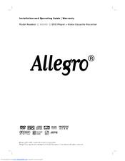 zenith abv441 allegro progressive scan dvd player hi fi stereo vcr rh manualslib com zenith allegro abv441 manual