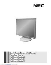 NEC MultiSync LCD2170NX Mac