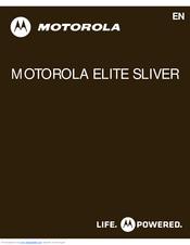 motorola elite sliver manuals rh manualslib com motorola elite sliver instruction manual Motorola Elite Silver Charger Case