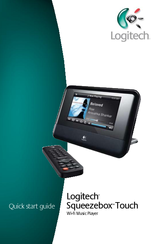 logitech squeezebox touch manuals rh manualslib com squeezebox user manual Squeezebox Instrument