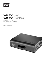 New Release - WD TV Live Hub Firmware Version 3.12.13 (7 ...