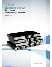 Solved] d-link dgs-1224t pdf manual.