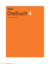 maxtor onetouch 4 user manual pdf download rh manualslib com Maxtor OneTouch 4 500GB Install Maxtor OneTouch 4 Plus