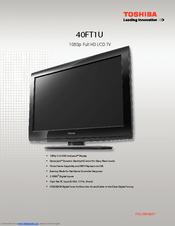 Toshiba 40FT2UM