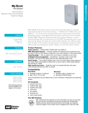 western digital wd3200d032 my book premium manuals rh manualslib com western digital blue hard drive manual western digital 1tb external hard drive manual