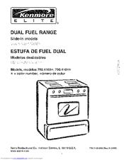 kenmore 4101 elite 30 in slide in electric range manuals rh manualslib com kenmore elite stove instruction manual kenmore elite user guide