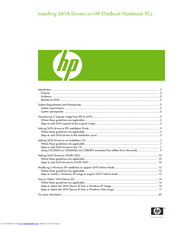 Hp elitebook 8440p service manual