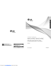 LG WT5001C Series Owner's Manual