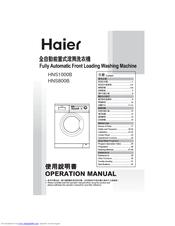haier hns1000b operation manual pdf download rh manualslib com