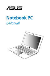 Asus R201E Notebook Driver Windows
