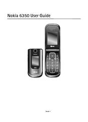 nokia 6350 user manual pdf download rh manualslib com Nokia 6350 Sim Card Area Nokia 6350 Unlocked Phone