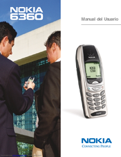 Nokia 6360 Manual Del Usuario
