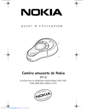 Nokia 6585 - Cell Phone - CDMA2000 1X Manual D'utilisation